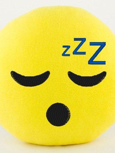 смайлик спящий
