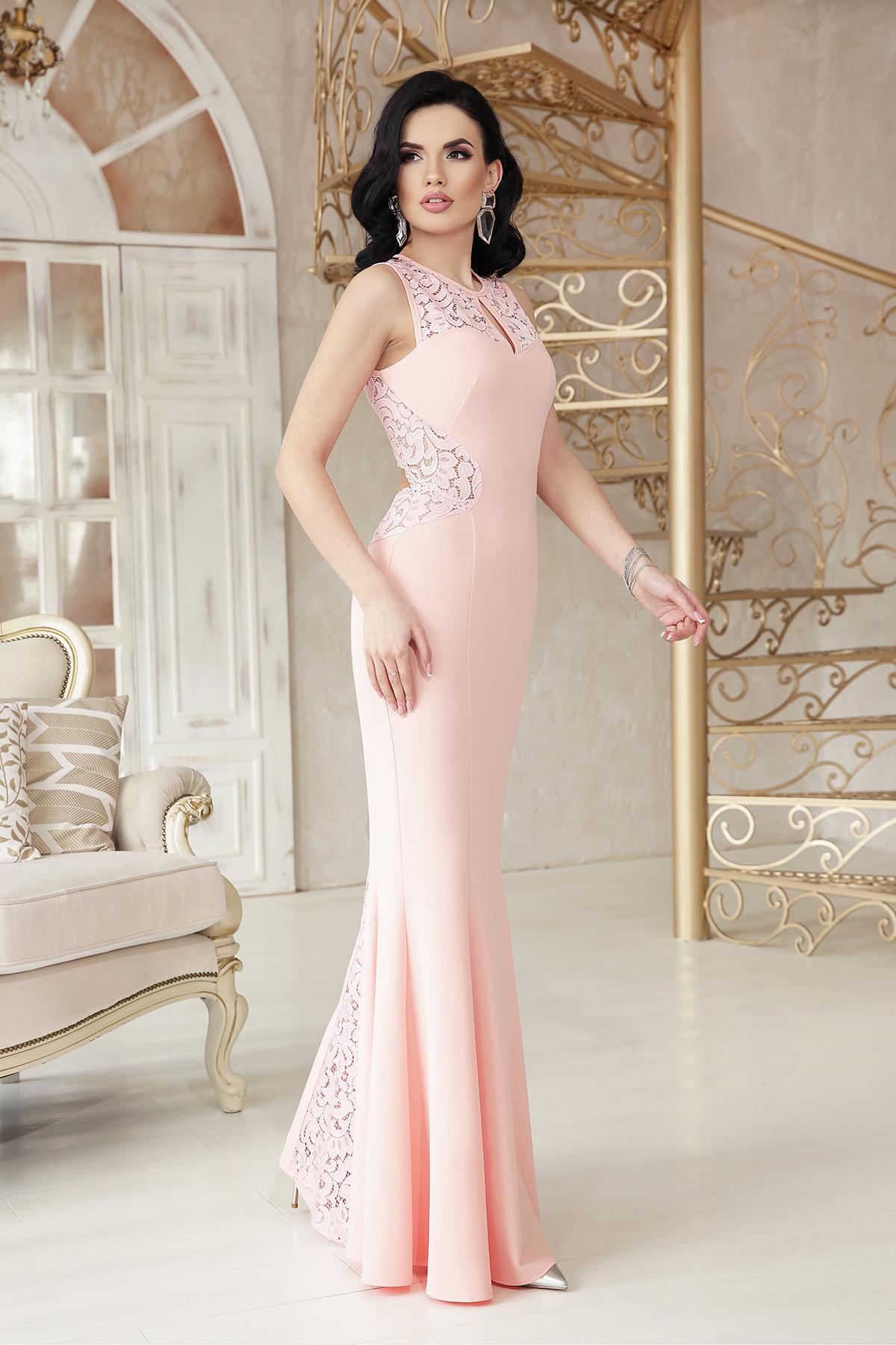 Вечернее платье с красивой спиной 2