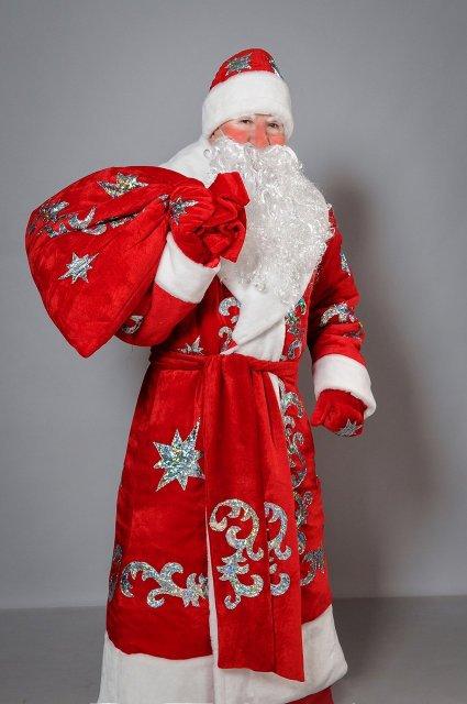 Купить костюм деда мороза недорого