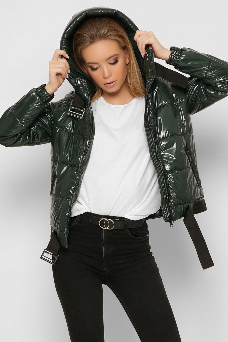 Куртка молодежная демисезонная женская2