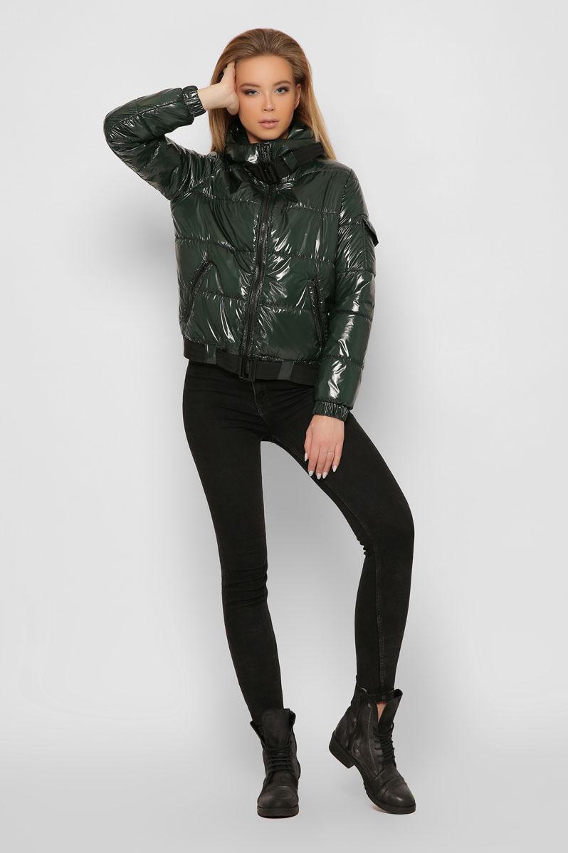Куртка молодежная демисезонная женская3