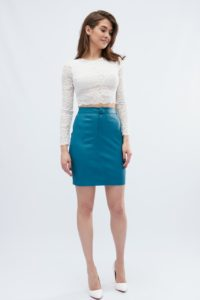 Женская юбка в обтяжку 2