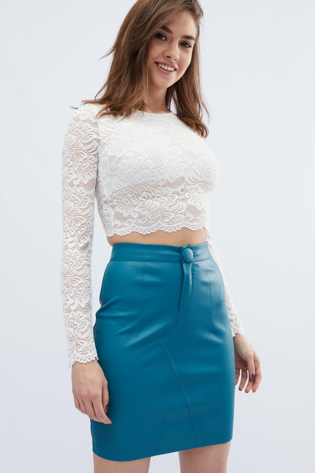 Женская юбка в обтяжку