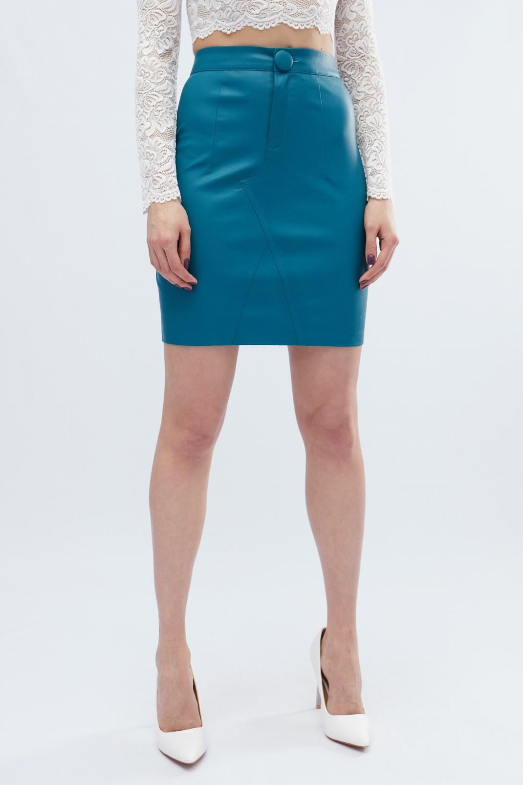 Женская юбка в обтяжку 3