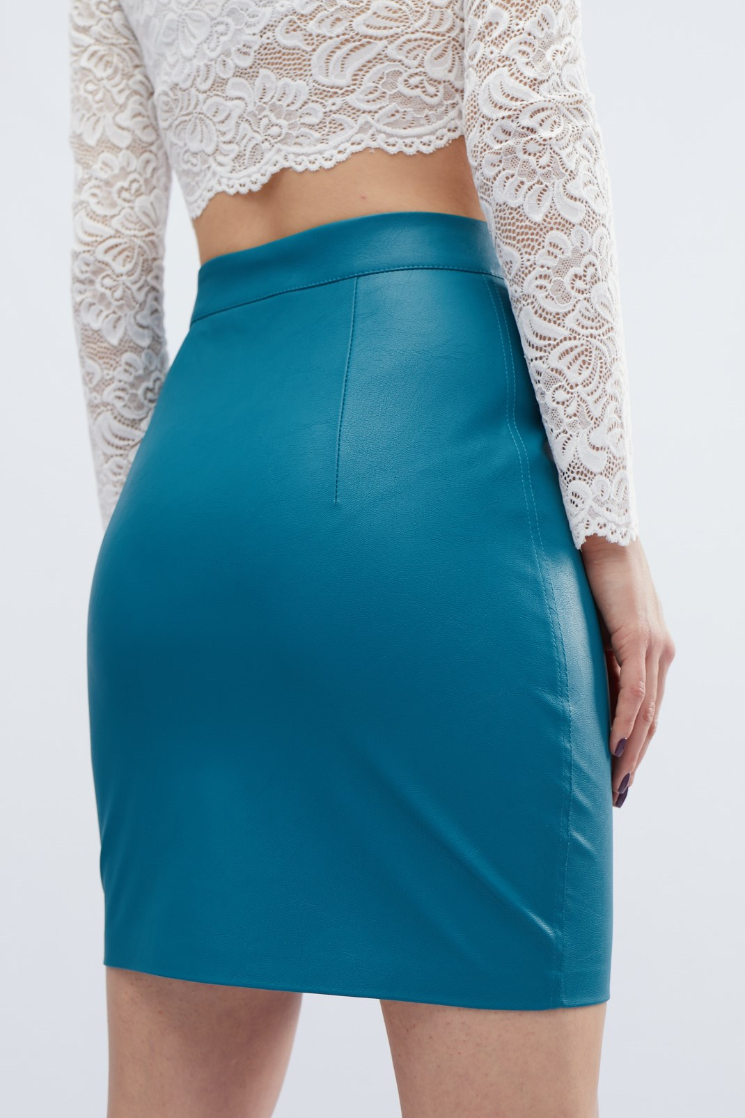 Женская юбка в обтяжку 4