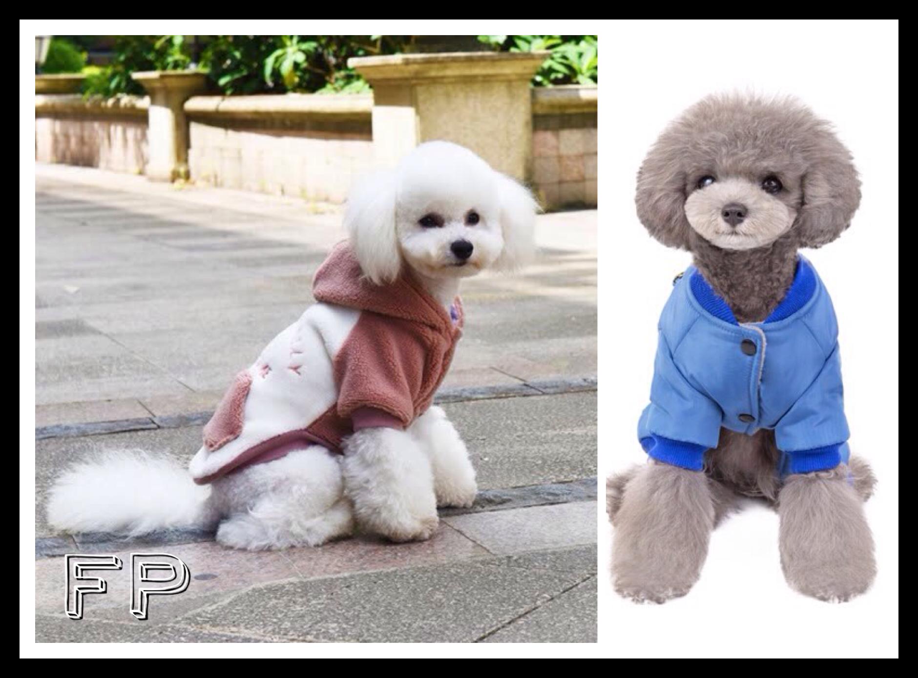 одежда для собак на флисе