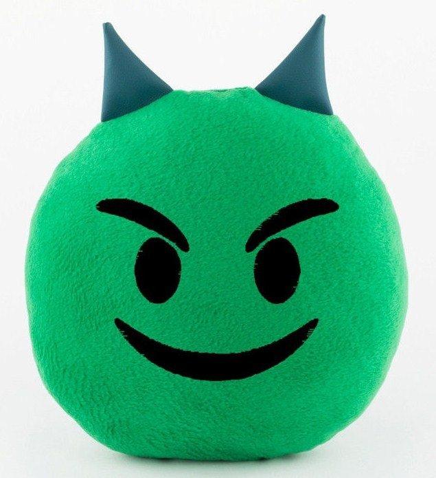 чертик зеленый