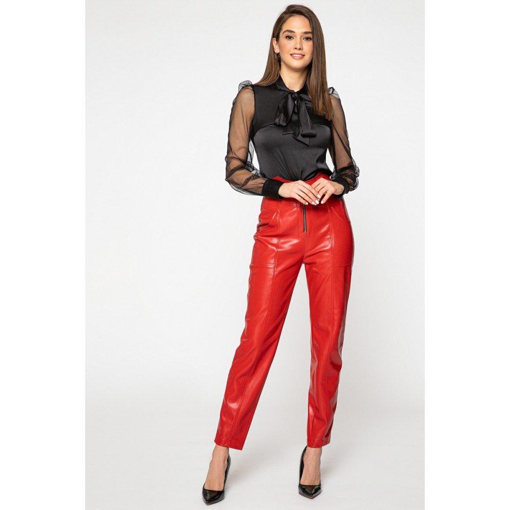 Кожаные брюки купить харьков 3